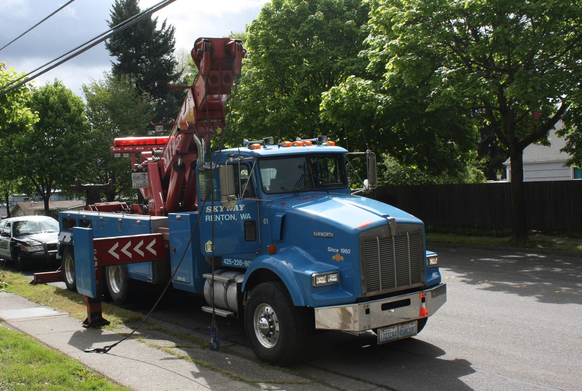 Towing kent wa | Skyway Towing & Recovery